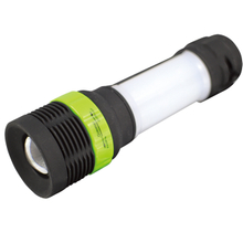 CLF-1613 MULTI FUNCTION ZOOM FLASHLIGHT WITH MAGNET
