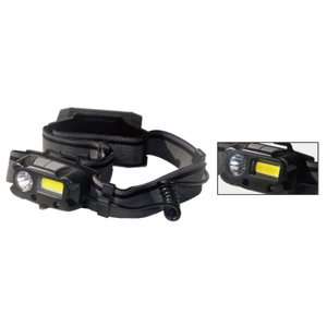 Led Head Light And Suction Cup Light